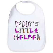 Daddys little girl Bib