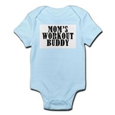 Mom's Workout Buddy Onesie