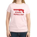 Zombie Repellent Women's Light T-Shirt