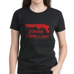 Zombie Repellent Women's Dark T-Shirt