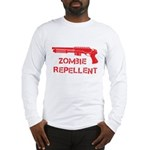 Zombie Repellent Long Sleeve T-Shirt