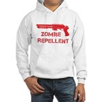 Zombie Repellent Hooded Sweatshirt