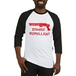 Zombie Repellent Baseball Jersey