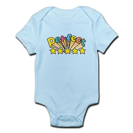 Perfect Infant Bodysuit