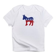 Democrat Donkey Infant T-Shirt