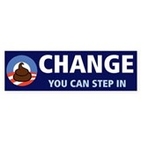 Obama: Change You Can Step In