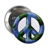 GLOBAL PEACE Button