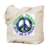 GLOBAL PEACE Tote Bag