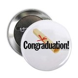 "Graduation 2.25"" Button"
