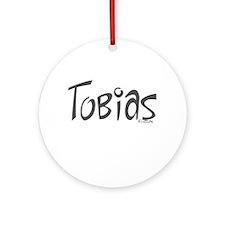 Tobias Ornament (Round)