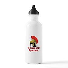 Spartans Water Bottle