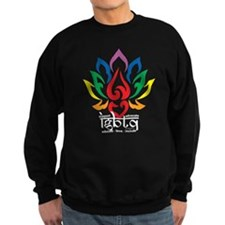 LGBTQ Lotus Flower Sweatshirt