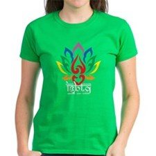 LGBTQ Lotus Flower Tee