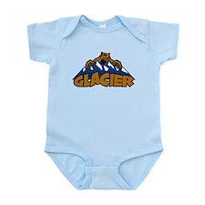 Glacier Bear Mountain Infant Bodysuit