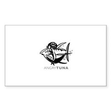 Angry Tuna Decal