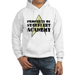 Property of Starfleet Academy Hooded Sweatshirt