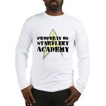 Property of Starfleet Academy Long Sleeve T-Shirt