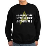 Property of Starfleet Academy Sweatshirt (dark)