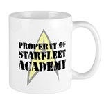 Property of Starfleet Academy Mug