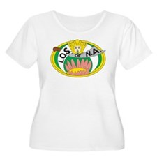 Ladies Oriental Shrine T-Shirt