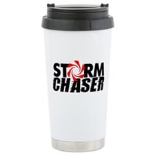 Storm Chaser Ceramic Travel Mug