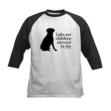 Lab are Fur Children Tee