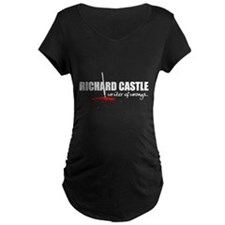 Castle Maternity Dark T-Shirt