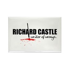 Castle Rectangle Magnet (10 pack)