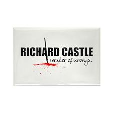 Castle Rectangle Magnet (100 pack)