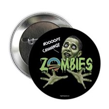 "ZOMBIES 2.25"" Button (100 pack)"