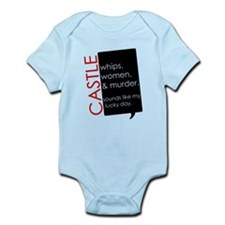 Castle Infant Bodysuit