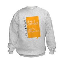 Castle Kids Sweatshirt