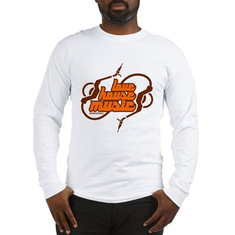 Love House Music Long Sleeve T-Shirt