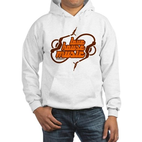 Love House Music Hooded Sweatshirt