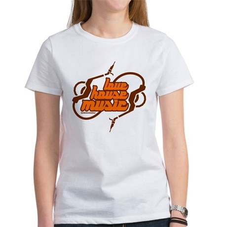 Love House Music Women's T-Shirt
