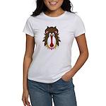 Cute Funky Baboon Women's T-Shirt