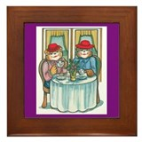 Red Hat Framed Tile