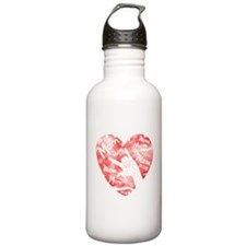 LOVE MY MOM - ASL Water Bottle