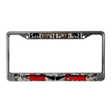 Deer skulls License Plate Frame