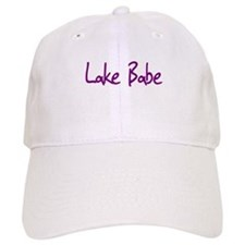 Lake Babe for Girls Who Love Baseball Cap