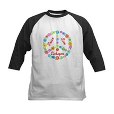 Peace Love Cockapoos Tee