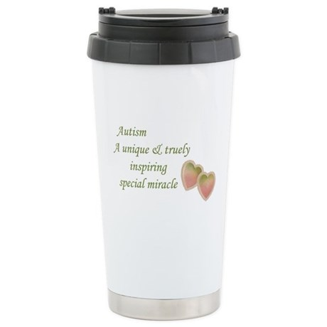 Autism Awareness & Love Ceramic Travel Mug