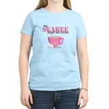 My Seabee keeps me warm T-Shirt