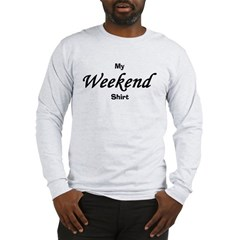 Weekend Long Sleeve T-Shirt
