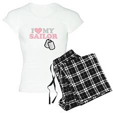 I love my Sailor Pajamas