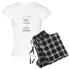 Save Our Sharks Pajamas