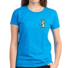 Fawn Greyhound IAAM Pocket Tee