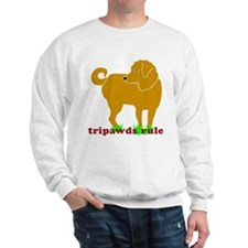 Golden Tripawds Rule Sweatshirt