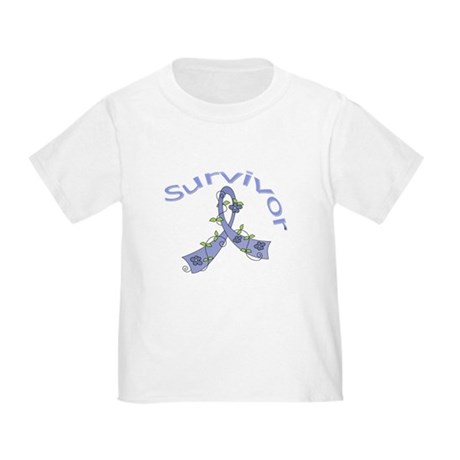 Stomach Cancer Survivor Toddler T-Shirt