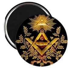 Palmer Lodge Magnet